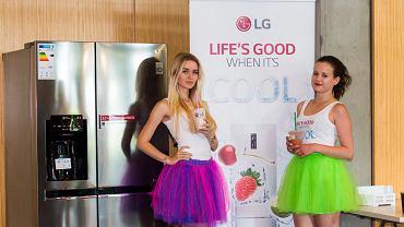 Lodówka LG Premium Side by Side