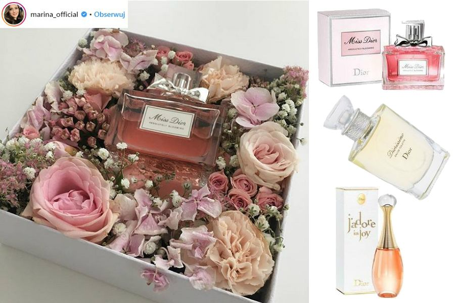 Perfumy Dior - Marina