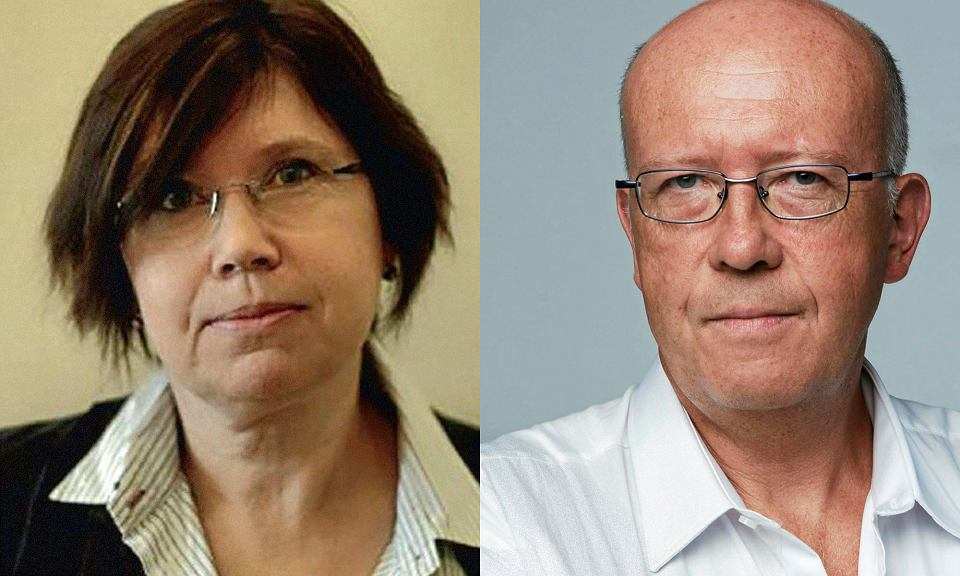 Barbara Engelking, Jan Grabowski