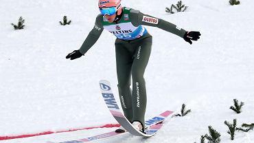 Dawid Kubacki w Garmisch-Partenkirchen