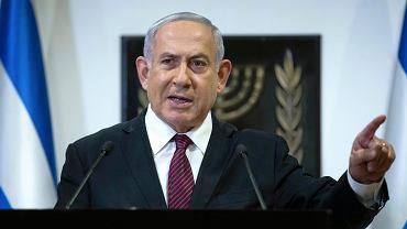 Izrael. Wydano uzupełniony akt oskarżenia przeciw Benjaminowi Netanjahu