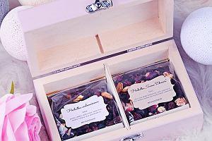 Zestaw herbat w pudełku - pomysł na prezent