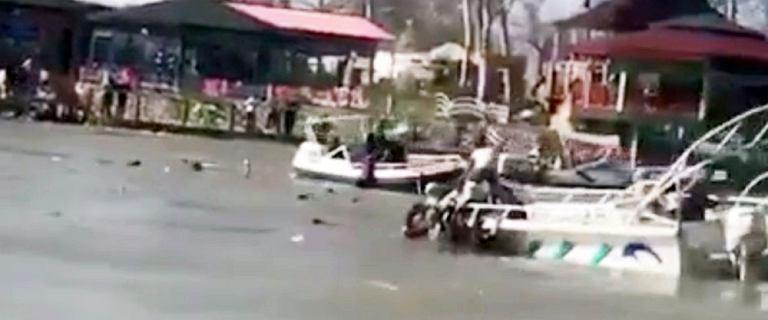 Irak: Prom zatonął w drodze na rodzinny piknik. Wiele ofiar