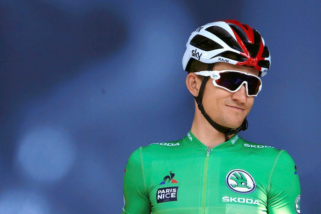 Michał Kwiatkowski będzie jedynym Polakiem w tegorocznym Tour de France