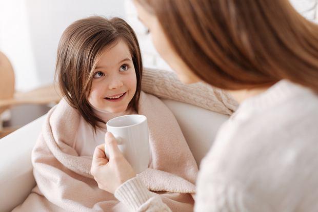 Jak leczyć grypę u dziecka? O czym pamiętać?