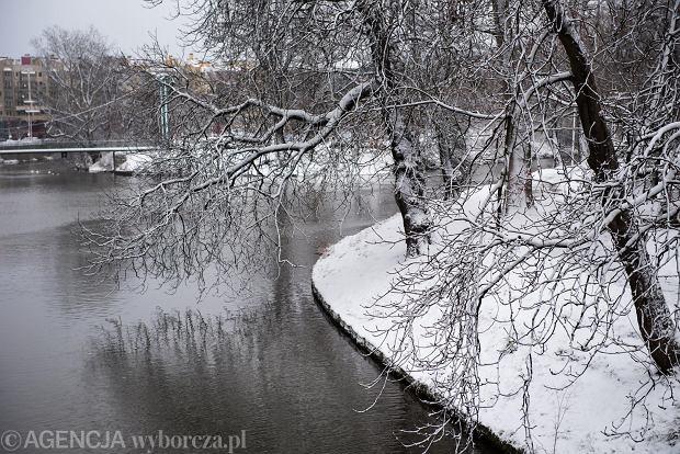 Zdjęcie numer 33 w galerii - Wrocław pod śniegiem. Zobacz zimowe zdjęcia z centrum miasta [FOTO]