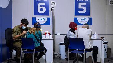 Szczepienia w Izraelu