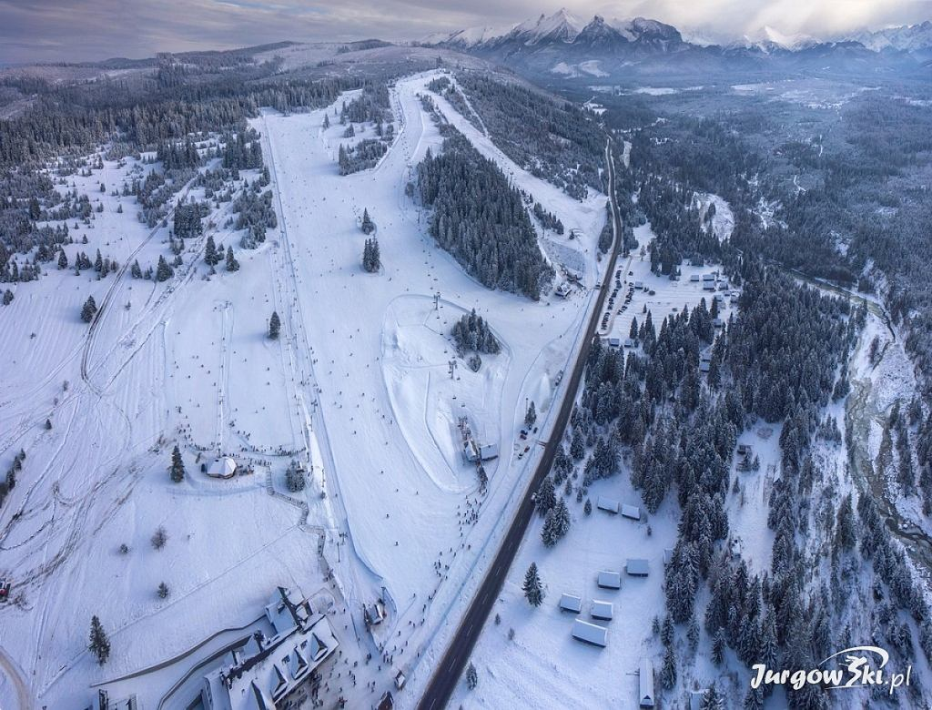 Jurgów Ski - Hawrań
