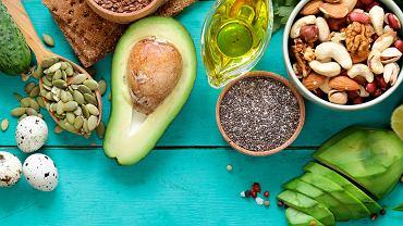 Dieta na suchą skórę