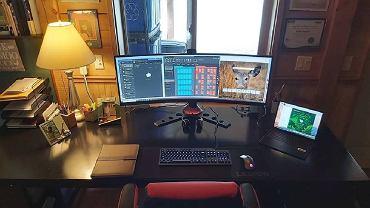 Te zakrzywione monitory kupisz za niecałe 1000 złotych. Świetne modele do biura i gamingu