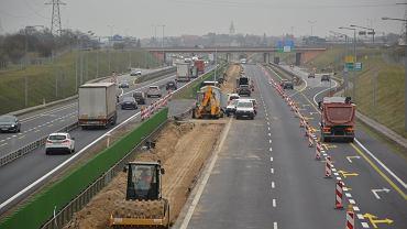 Rozbudowa autostrady A2 o trzeci pas