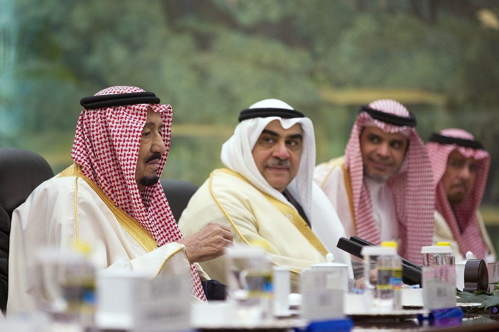 Król Arabii Saudyjskiej Salman