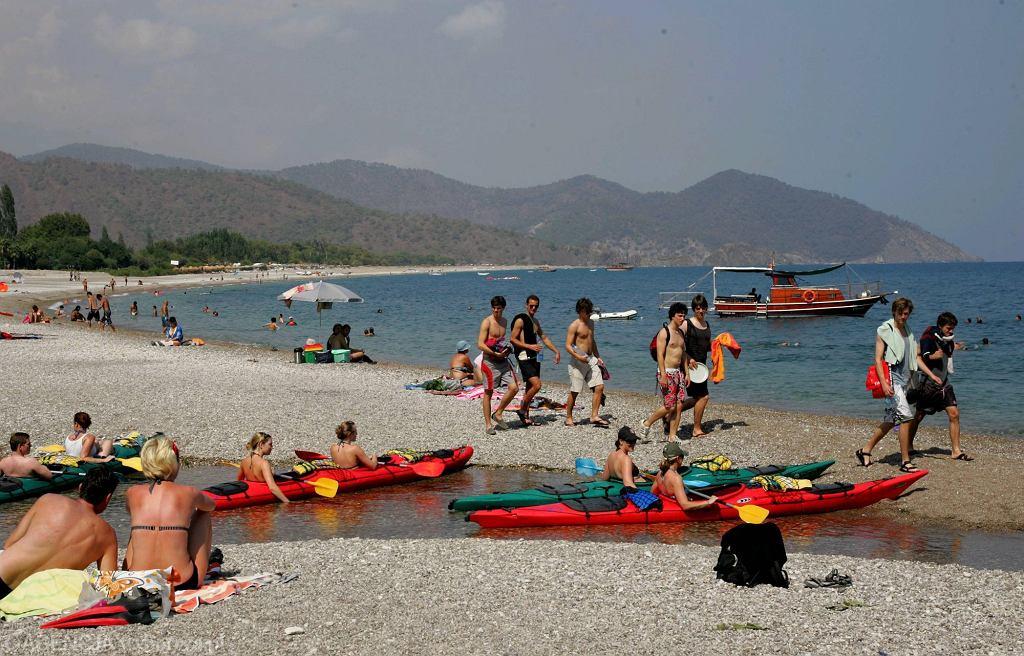 Antalya w Turcji