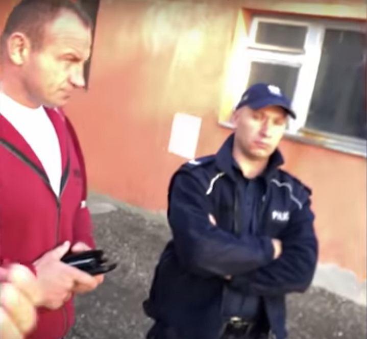 Pudzianowski wyprosił gości z hotelu, którzy bawili sięna weselu