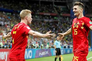 Mistrzostwa świata 2018. Brazylia - Belgia. Thibaut Courtois zatrzymał Brazylijczyków. Belgia wygrywa po nerwowej końcówce!