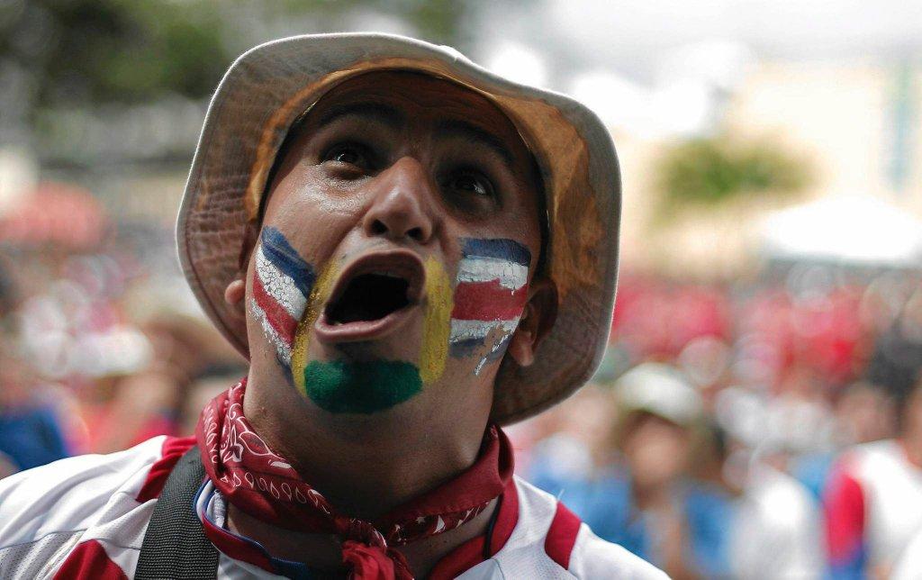 Kibice Kostaryki