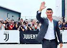 Cristiano Ronaldo witany jak król w Turynie. Oficjalna prezentacja CR7 w Juventusie w poniedziałek