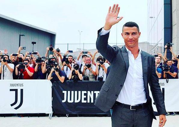a42e1ad93 Cristiano Ronaldo przeszedł testy medyczne w Juventusie. Szokujący wiek  biologiczny piłkarza Piłka nożna - Sport.pl