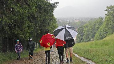 Pogoda w Tatrach
