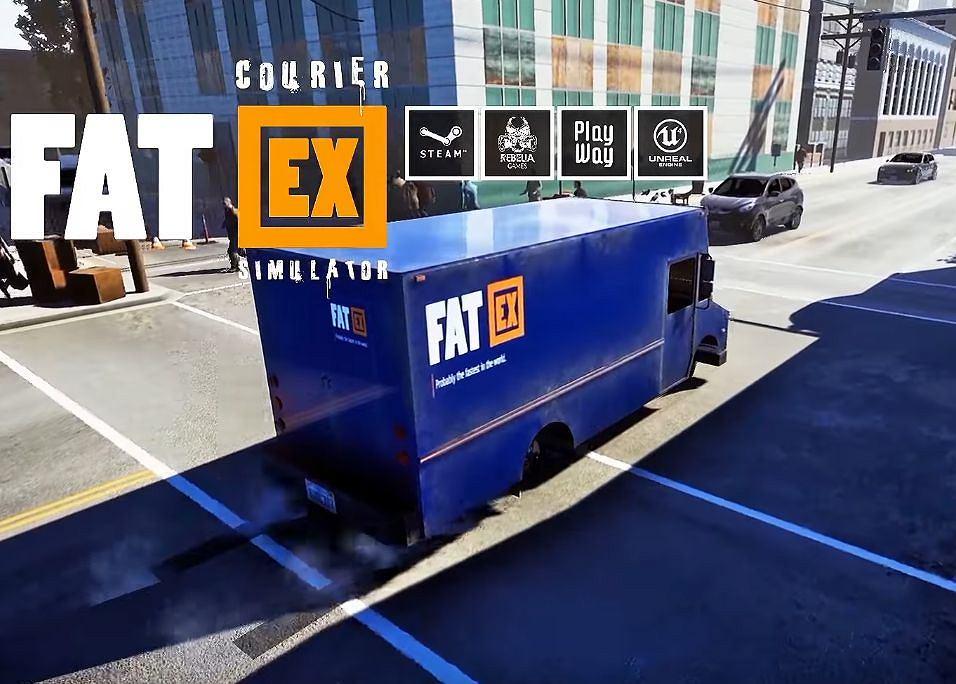 FatEx - symulator kuriera pocztowego