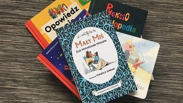 Książki dla dzieci to coś, co warto inwestować. Gdy dzieci mają książki na wyciągnięcie ręki, chętnie po nie sięgają, poznają się z nimi.