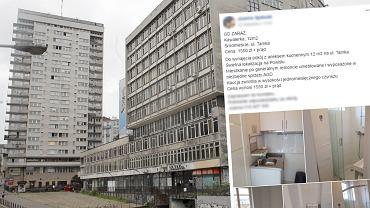 Mieszkanie 12-metrowe za ponad 1500 zł
