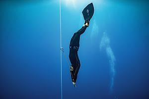 Freediving - nie daj się zgnieść wodzie