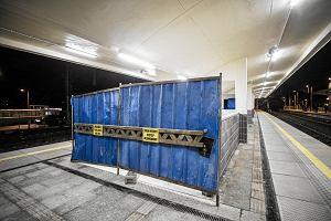 Następna firma schodzi z kolejowej budowy. PKP spóźnia się z opłatami dla podwykonawców