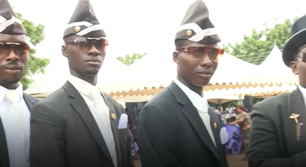 Załobnicy z Ghany