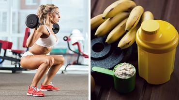 Posiłek przedtreningowy jest bardzo ważny, żeby ćwiczenia były efektywne
