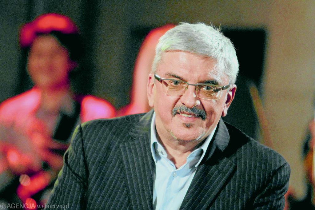 Marek Niedźwiecki, 2012 r.