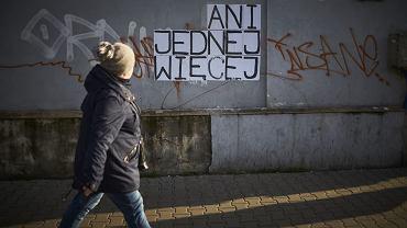 Kampania antyprzemocowa w Łodzi