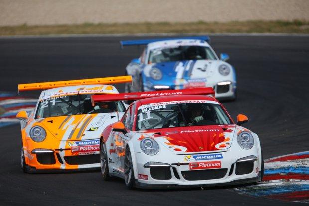Porsche Platinum GT3 CCCE | Emocje tuż przy granicy