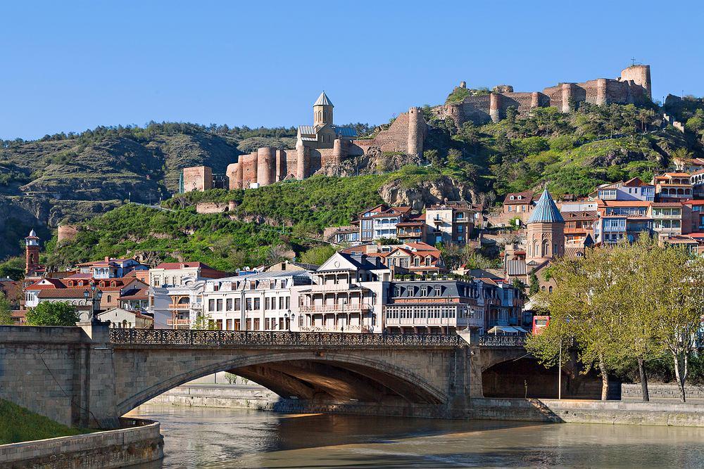 Gruzja otwiera granice dla turystów od 1 lipca