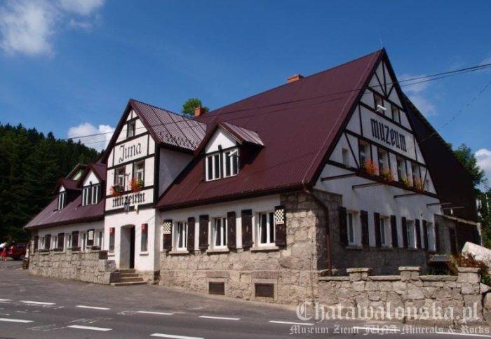 Muzeum Ziemi Minerals & Rocks JUNA w Szklarskiej Porębie