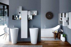 Trendy: salony kąpielowe