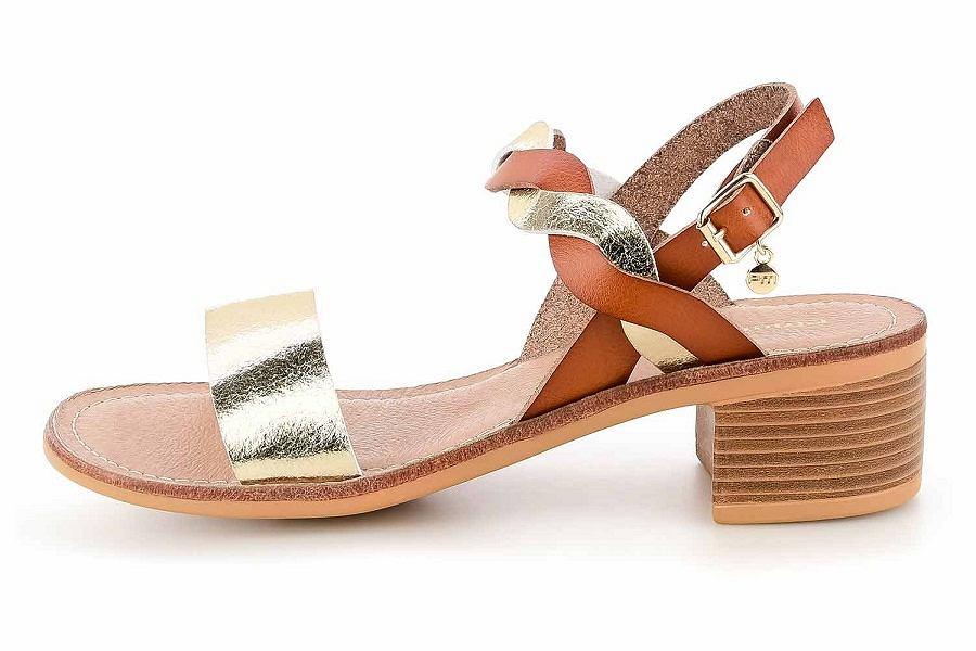 Sandały Primamoda - wygodne buty na lato
