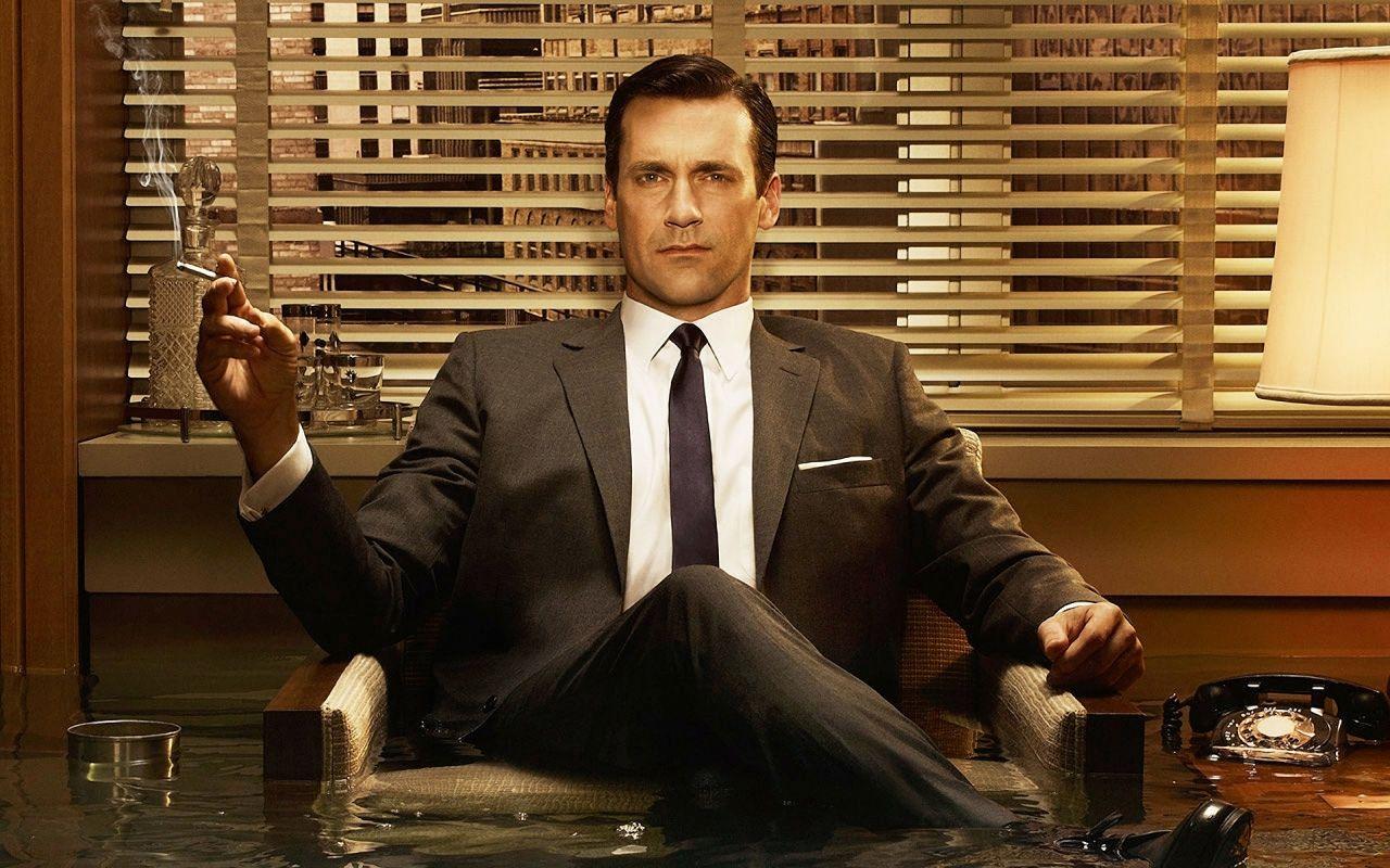 "Don Draper w ""Mad Men"" (fot. AMC / materiały promocyjne)"