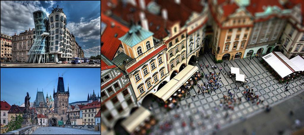 Atrakcje czeskiej Pragi