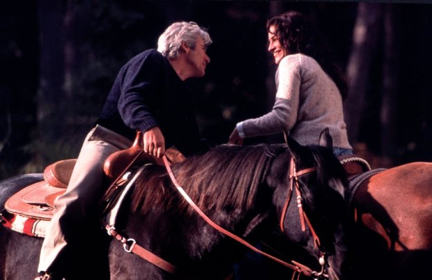 Richard Gere i Julia Robert w