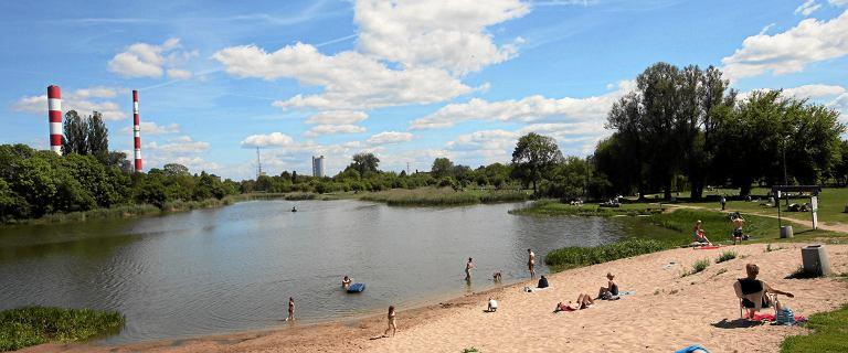 Sinice w Jeziorku Czerniakowskim. Kąpielisko w Warszawie zostało zamknięte do odwołania