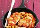 Obiad pod znakiem pomidora