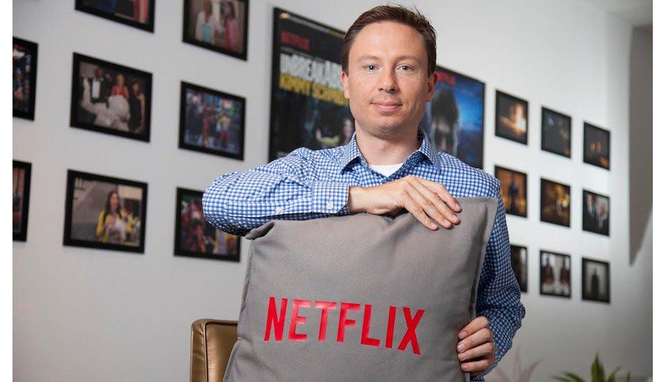 Joris Evers, Netflix