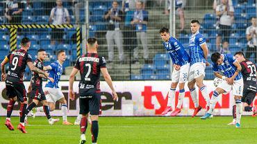 Lech Poznan demisionează din jucători.  Împreună au costat 800 de mii.  euro