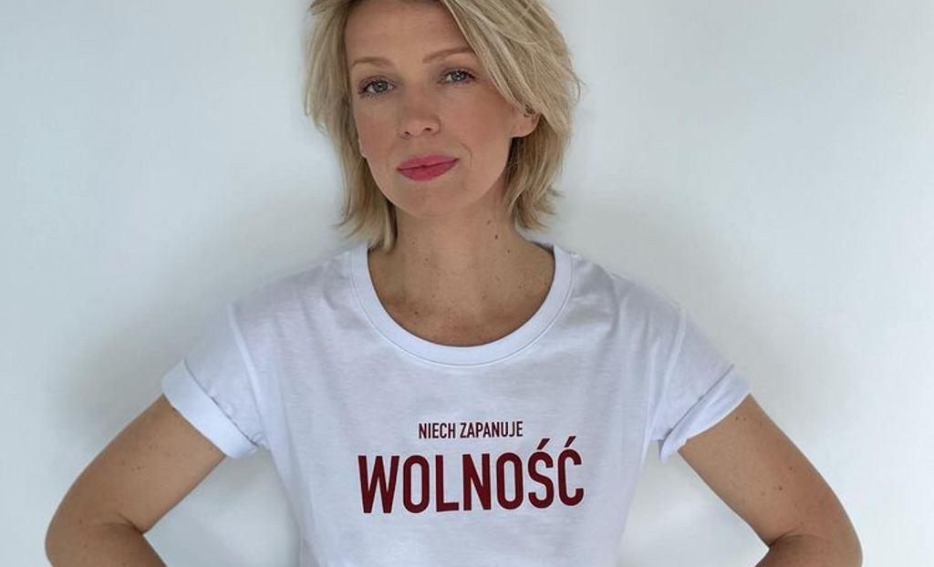 Magda Mołek radzi Jarosławowi Kaczyńskiemu