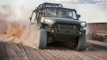 Pojazd wojskowy ISV - GM Defence