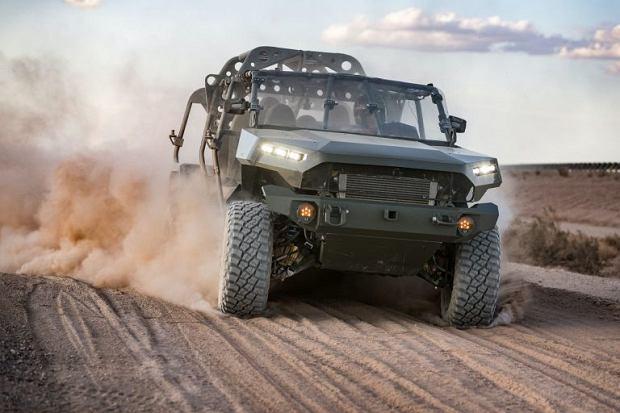 Nowy pojazd dla amerykańskiego wojska. GM wygrał przetarg armii USA