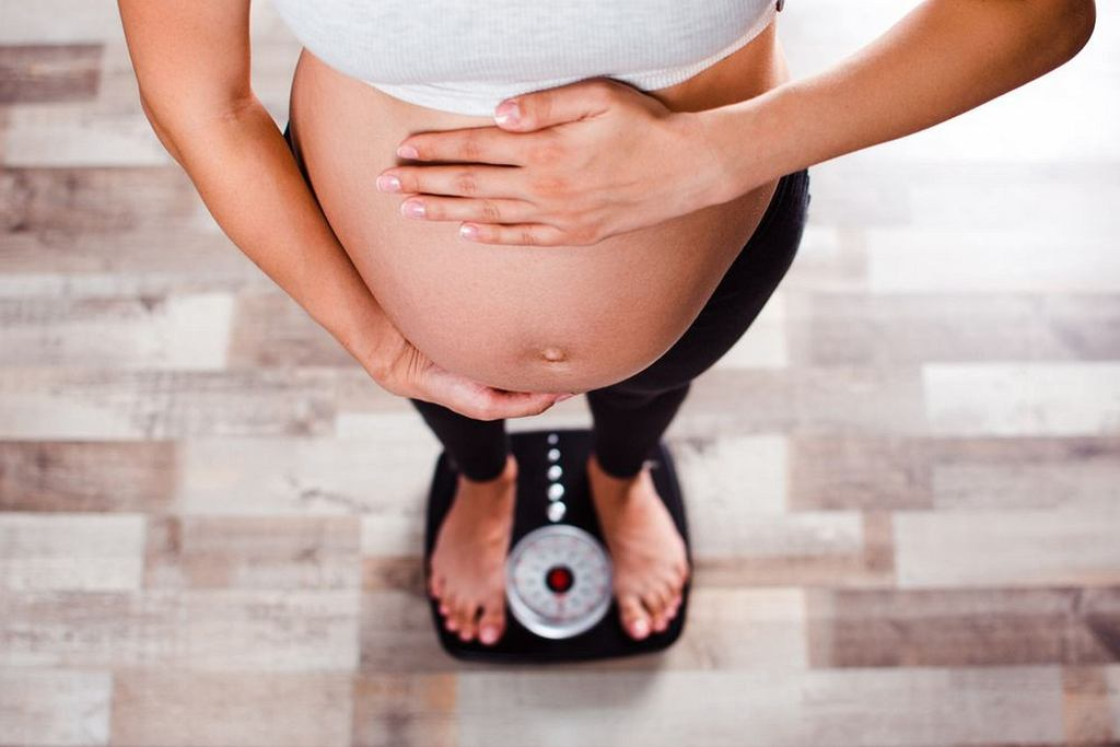 Prawidłowe tycie w ciąży to takie, które jest równomierne