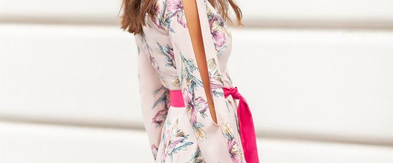 Wyprzedaż sukienek w kwiaty! Cudowne modele na lato teraz przecenione!