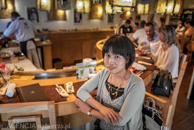 """Japonka o sushi barach w Polsce. """"Są bardziej egzotyczne niż te w Japonii"""""""